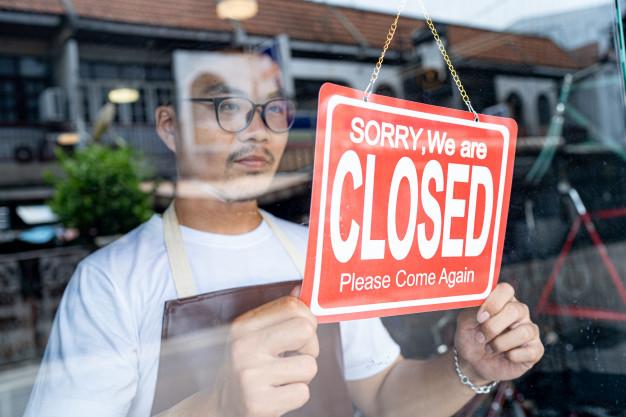 encerramento de empresa